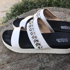 Karl Lagerfeld Meslay Slides - Size 10